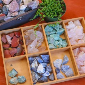 Raw Stones - DeAli Creations